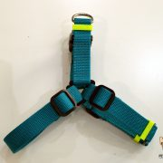 NO PULL 2IN1 TURQUOISE AND FLUO YELLOW