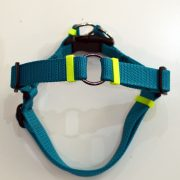 NO PULL 2IN1 TURQUOISE AND FLUO YELLOW FRONT
