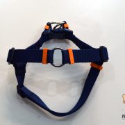 no pull 2in1 navy and orange 2