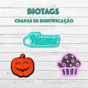 TAGS | CHAPAS DE IDENTIFICAÇÃO